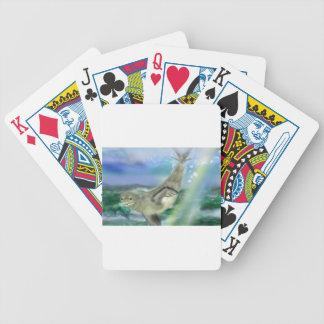 Seal png bicycle card decks