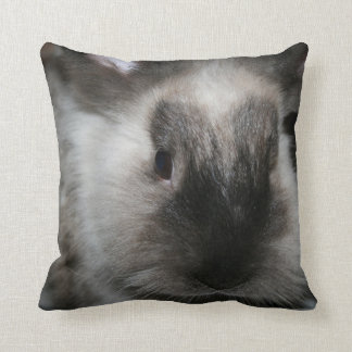 Cute Bunny Pillow : Bunny Photo Pillows - Decorative & Throw Pillows Zazzle