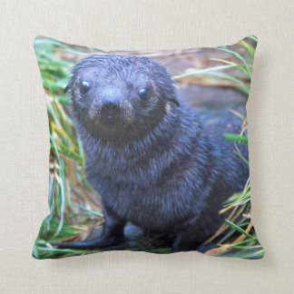 Seal Pup Pillow