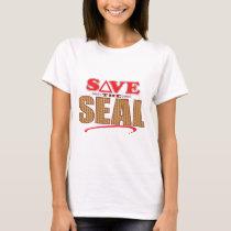 Seal Save T-Shirt