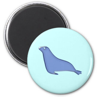 Seal seal seal 2 inch round magnet