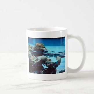 SEAL SNIPER CLASSIC WHITE COFFEE MUG