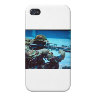 SEAL SNIPER iPhone 4/4S CASE