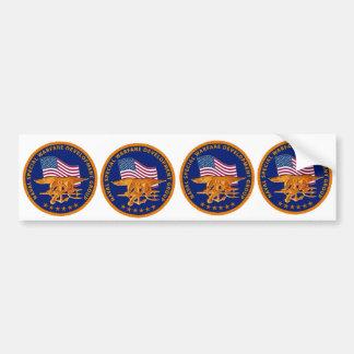 SEAL Special Warfare Bumper Stickers