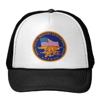 SEAL Special Warfare Trucker Hat