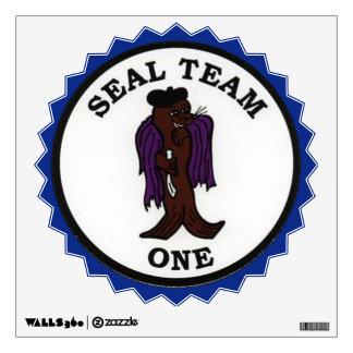 Seal Team 1 Logo Wall Decals