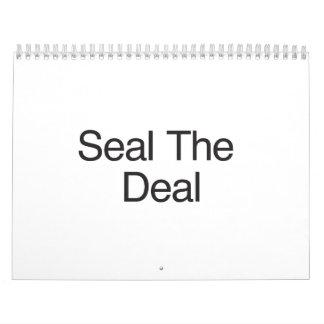 Seal The Deal.ai Calendar