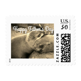 """""""Seal"""" the Deal  Father's Day Postage"""
