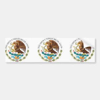 Seal the Government Mexico, Mexico Bumper Stickers