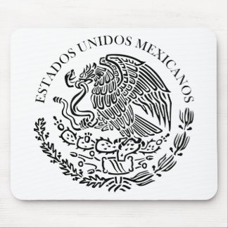 Seal the Government Mexico , Mexico Mouse Pad