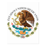 Seal the Government Mexico, Mexico Postcard