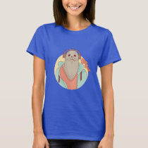 Seal with headphones T-Shirt
