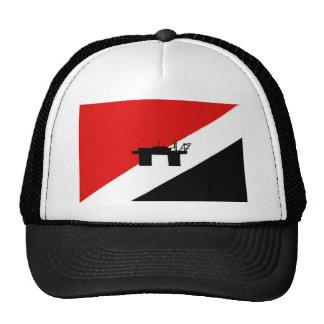 Sealand flag trucker hat