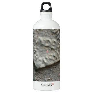 Sealed -- Antique metal makers seal. Aluminum Water Bottle