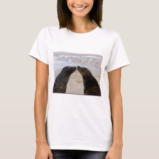 Sealed With A Kiss Tee-Shirt T-Shirt