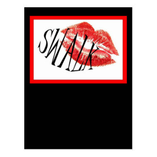 Sealed With A Loving Kiss Postcard