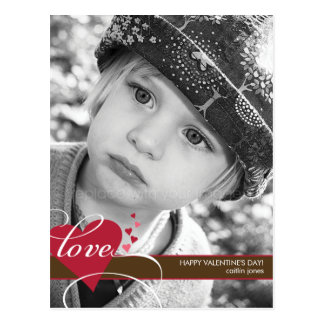 Sealed With Love Valentine's Day Post Card