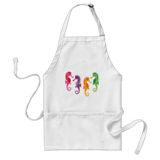 SeaLife10png Adult Apron
