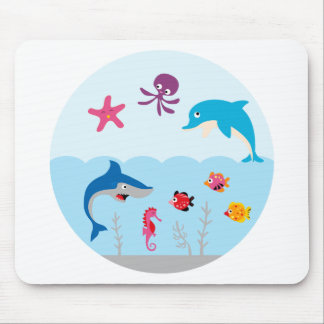 SeaLife11 Mouse Pad