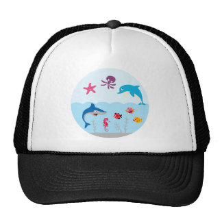 SeaLife11 Trucker Hat