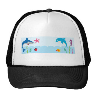 SeaLife12 Trucker Hat