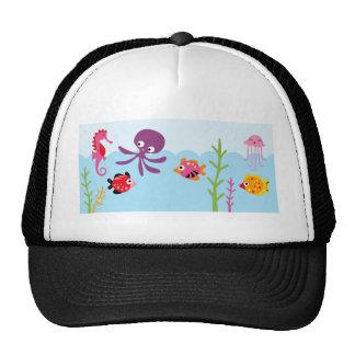 SeaLife14 Trucker Hat
