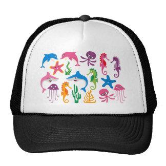 SeaLife1 Trucker Hat