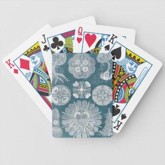 Sealife Blueprint IV Bicycle Playing Cards