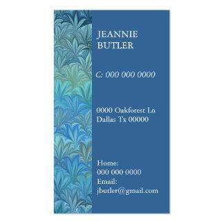 Sealife Business Card Template