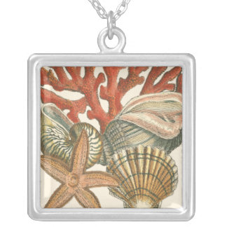 Sealife Collection Silver Plated Necklace