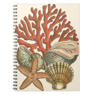 Sealife Collection Spiral Notebook