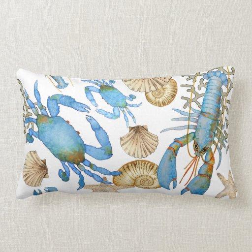 Sealife Melange Pillow
