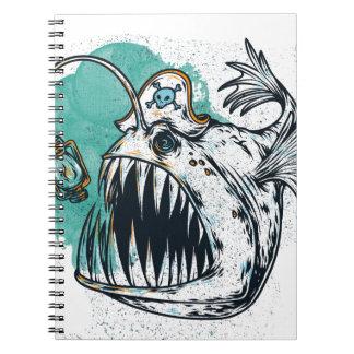 Sealife Notebook