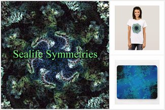 Sealife Symmetries