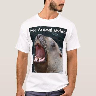 Sealion animal guide shirt