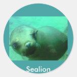 Sealion Stickers