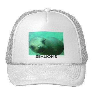 SEALIONS TRUCKER HAT