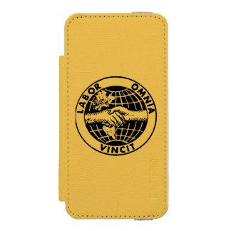 Seals: Afl iPhone SE/5/5s Wallet Case