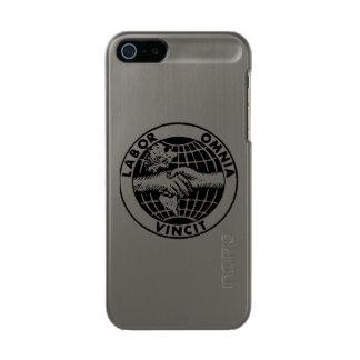 Seals: Afl Metallic iPhone SE/5/5s Case