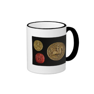 Seals of Gilles de Laval  Lord of Rais Coffee Mugs