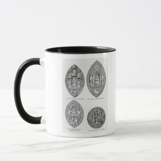 Seals of the Universities Mug