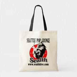 Sealth Rock 'n' Roll Tote Budget Tote Bag