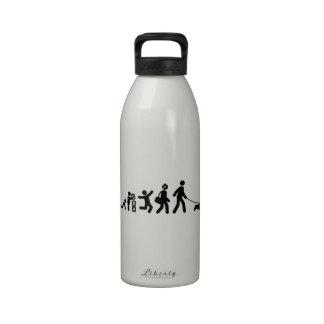 Sealyham Terrier Botella De Agua Reutilizable