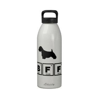 Sealyham Terrier Botella De Beber