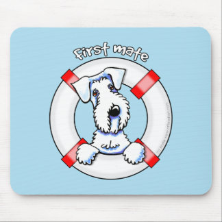 Sealyham Terrier First Mate Mouse Pad