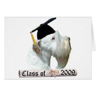 Sealyham Terrier Grad 09 Card