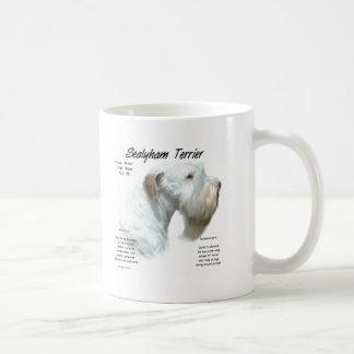 Sealyham Terrier History Design Coffee Mug