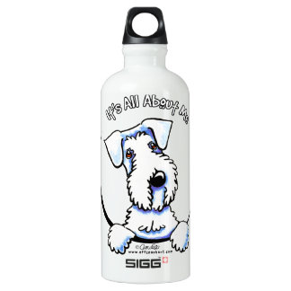 Sealyham Terrier IAAM Botella De Agua