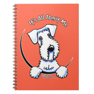Sealyham Terrier IAAM Note Book