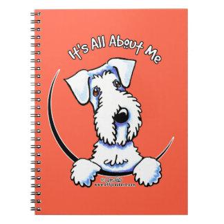 Sealyham Terrier IAAM Spiral Notebook